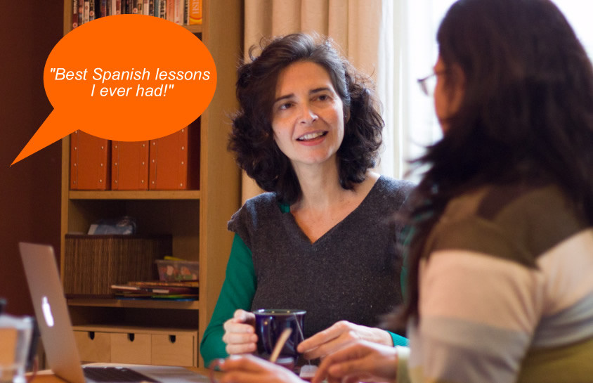Spanish Tuition Sheffield - private class - best lessons ever
